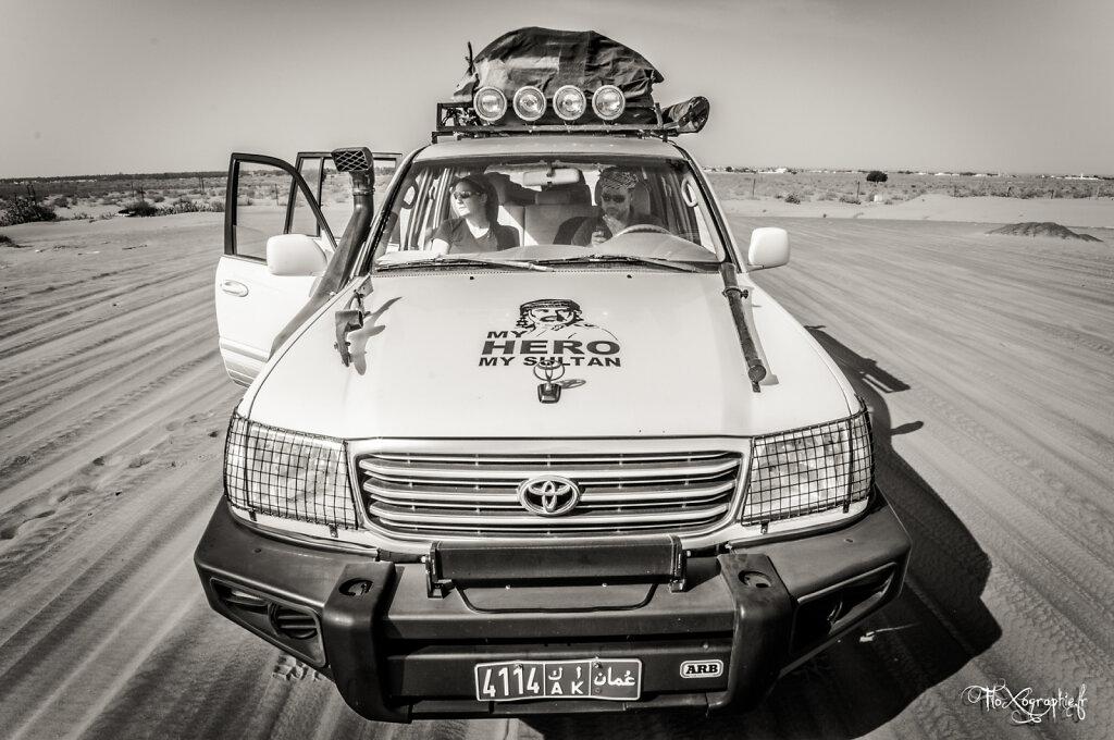Oman - Wahiba Sands 4x4
