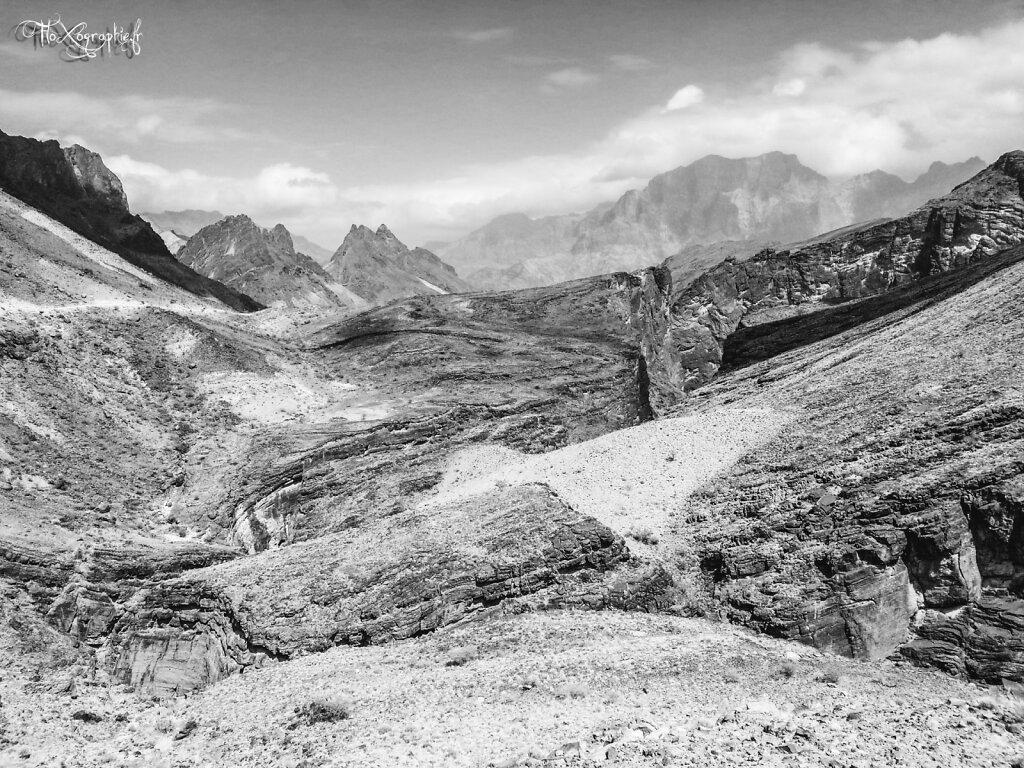 Oman - Wadi Bani Awf
